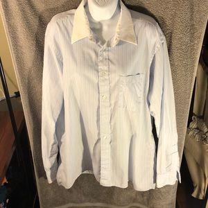 Dior Vintage Button Down Shirt, men's size Large